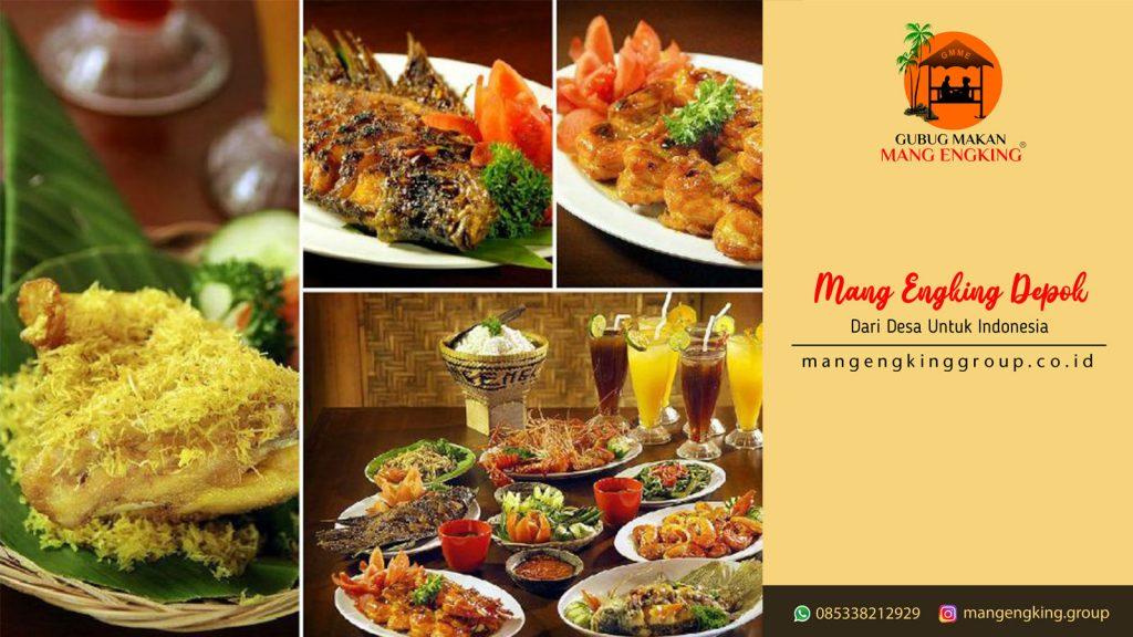 Mang Engking Depok - 2