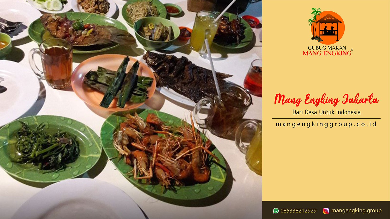 Mang Engking Jakarta - 2