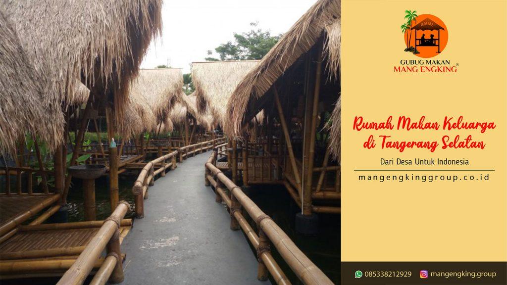 Rumah Makan Keluaga Di Tangerang Selatan