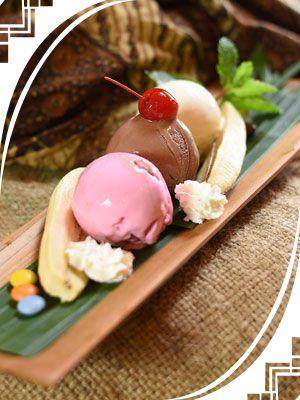Ice Cream Strawberry Mang Engking