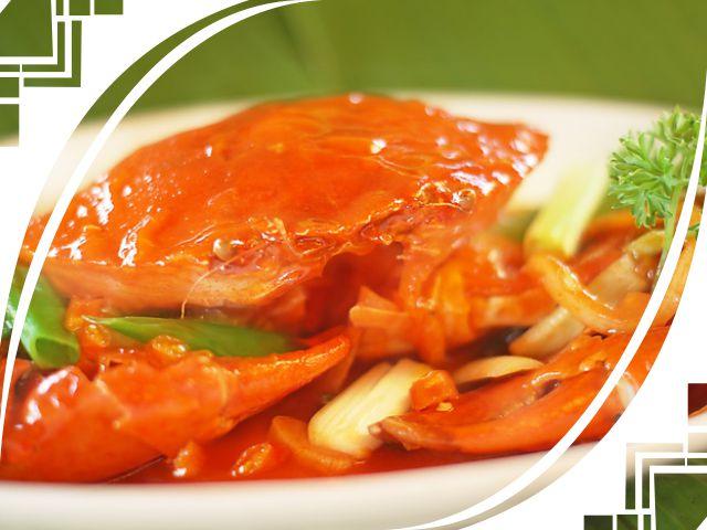 Kepiting Lemburi Saus Padang Mangengking